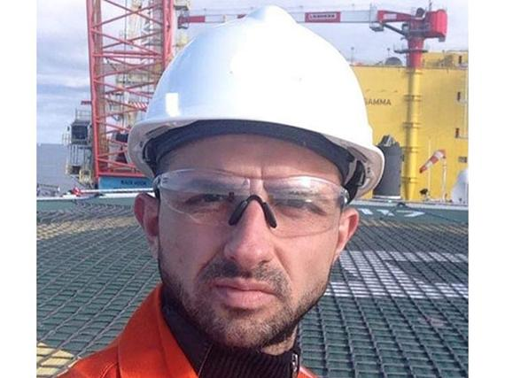 NEBOSH helped me establish my health and safety career both on land and at sea