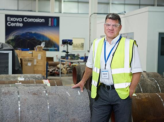 NEBOSH Best Candidate making a big difference in his workplace