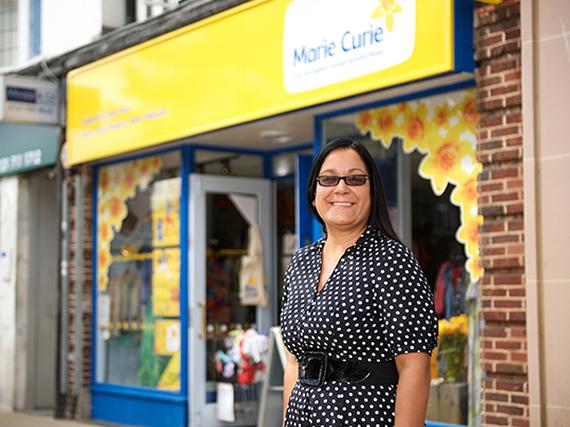 NEBOSH firmly established at Marie Curie