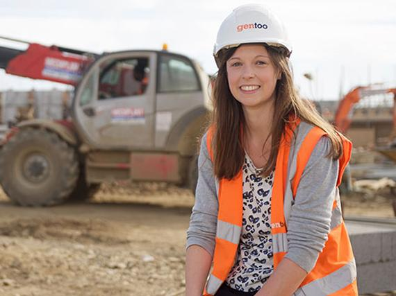 Award winner builds successful career in health and safety