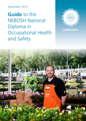 National Diploma in Occupational Health and Safety - NEBOSH