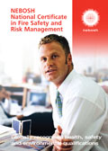National Certificate in Fire Safety Risk Management