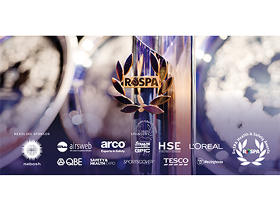 The RoSPA Health and Safety Awards 2020 are now open for registration