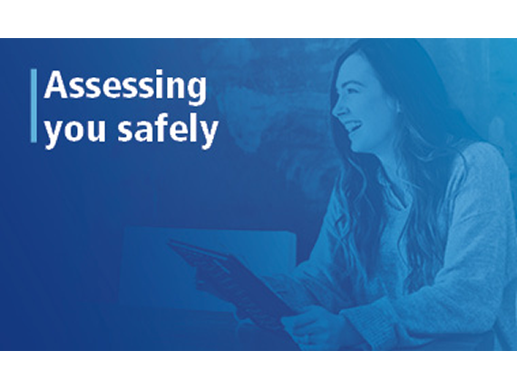 Assessing you safely – introducing open book exams for the NEBOSH General Certificate