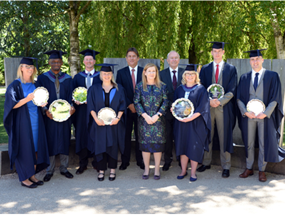 NEBOSH welcomes HSE to 2018 Graduation and Awards Ceremony