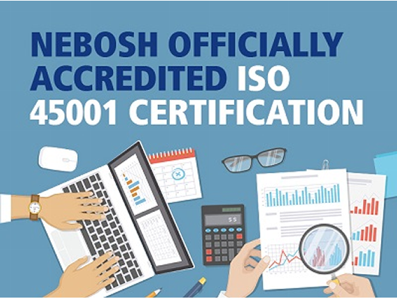 NEBOSH achieves ISO 45001