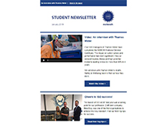 NEBOSH Student Newsletter January 2019