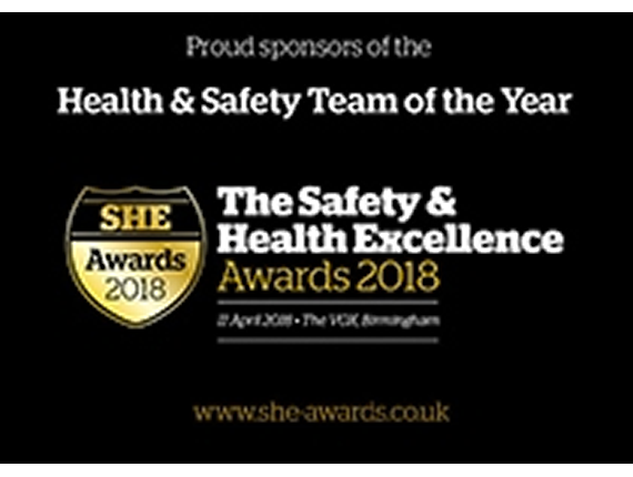 NEBOSH Supports SHE Excellence Awards!