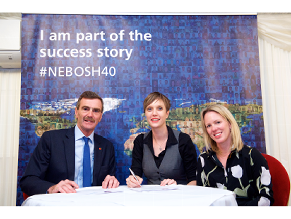 NEBOSH signs Memorandum of Understanding with Mental Health UK