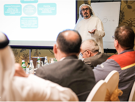 NEBOSH recently hosted two focus group meetings in London and Dubai which could lead to a new international standard in OSH leadership and governance.