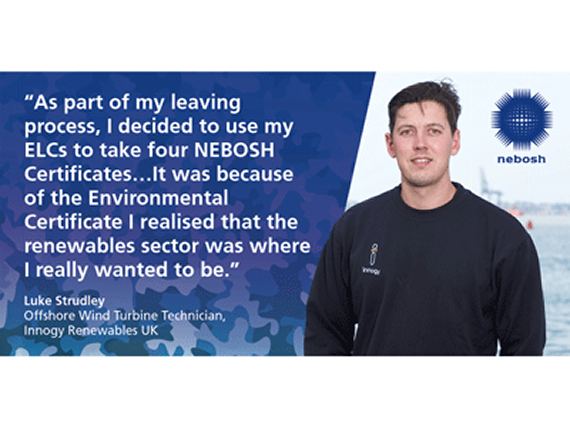 From armed forces to civilian life, change your career with NEBOSH!