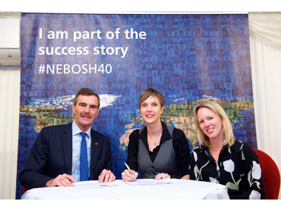 NEBOSH signs Memorandum of Understanding with Mental Health